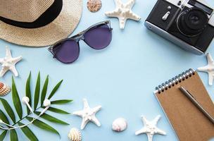 concetto di viaggio e vacanza foto