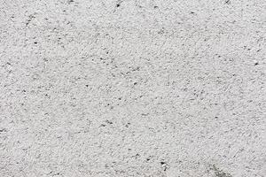 sfondo muro di stucco bianco foto