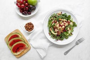 la composizione alimentare della dieta flessibile foto