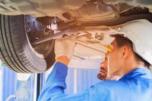 centro di servizi di riparazione auto standard foto