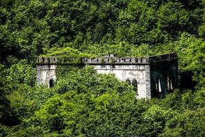 vecchia centrale elettrica foto