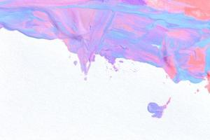 fondo di struttura del colpo del pennello di vernice dell'acquerello multicolore foto