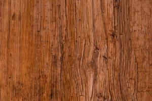 superficie di sfondo texture legno scuro con vecchio modello naturale foto