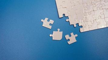 puzzle vuoto foto