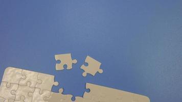 soluzione di puzzle foto