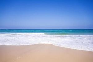 spiaggia di bondi in australia foto