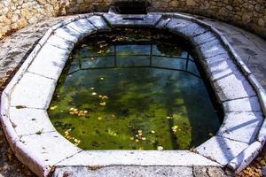 geometrie per l'acqua foto