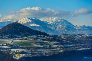 le montagne del carega foto