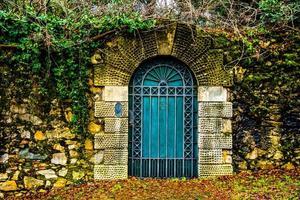 porta in ferro liberty foto