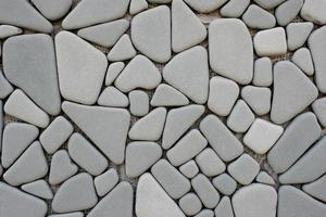 trama di sfondo muro di pietra foto