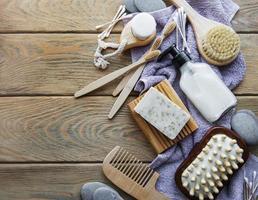 prodotti cosmetici naturali a spreco zero foto