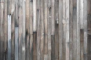 vecchio fondo di struttura della plancia di legno foto
