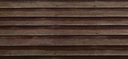 il vecchio fondo del modello di struttura in legno scuro foto