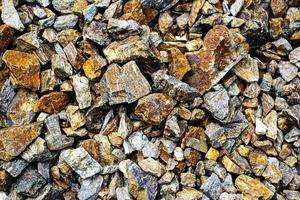 struttura della roccia di granito foto