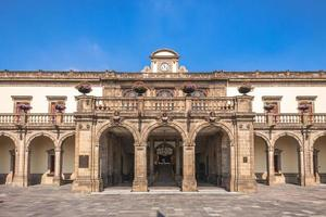 museo nazionale di storia castello di chapultepec a città del messico foto