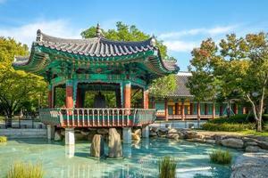gyeongsang gamyeong park a daegu in corea del sud foto