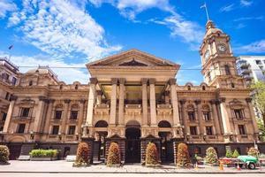 municipio di Melbourne al centro di Melbourne Victoria Australia foto