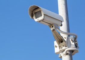 telecamera di videosorveglianza foto