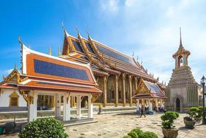 Wat Phra Kaew al Grand Palace di Bangkok, Thailandia foto