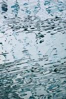priorità bassa strutturata di riflessione dell'acqua foto