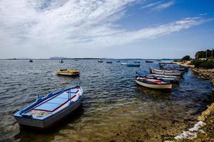 2021 05 29 barche marsala in attesa 1 foto