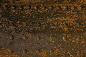 metallo arrugginito ruggine ferro vecchio metallo ruggine texture foto