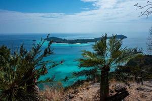 isola di ko adang vicino a koh lipe in thailandia foto