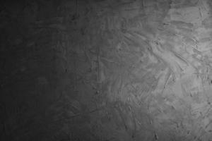 muro di cemento grigio e sfondo di cemento foto