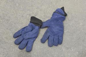 abbigliamento di emergenza per equipaggiamento di sicurezza per vigili del fuoco foto