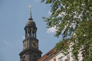 Chiesa di San Michele ad Amburgo, Germania foto