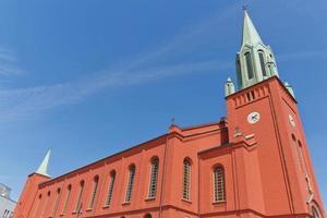 chiesa di san petri a stavanger, norvegia foto