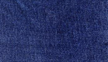 rettangolo blu denim, sfondo di materiale jeans testurizzato foto
