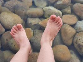 riposo viaggi e turismo in luoghi con fiume foto