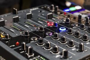 dj pro mixer foto