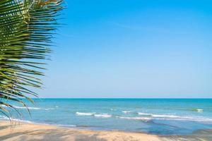 mare e spiaggia foto