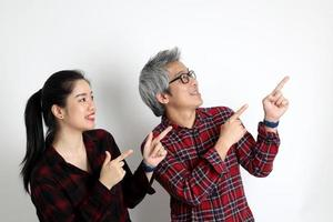 bella coppia asiatica foto