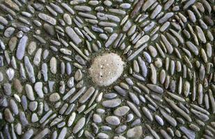 pietre per lastricati a terra foto