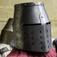 cavalieri templari medievali foto