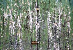vecchio legno scheggiato foto