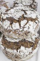 farina di pane tostato foto