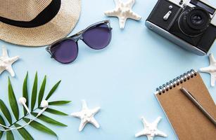 concetto di vacanza di viaggio foto