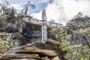 crociera da una piccola cappella foto