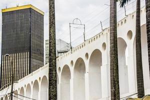 quartiere di lapa a rio de janeiro foto