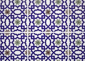 piastrella casa a mosaico foto