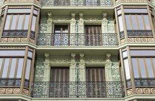 casa di città classica foto