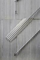 acciaio per struttura industriale foto