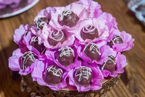 caramelle per la festa di compleanno foto