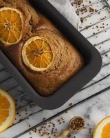 la disposizione deliziosa ricetta sana ingredienti foto