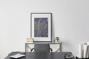 l'assortimento di interior design per la casa foto