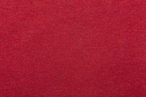 sfondo trama tessuto rosso foto